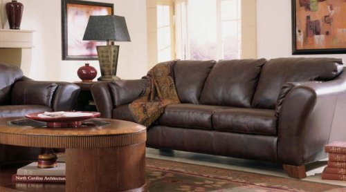 Check Out Our Living Room Selections. We Have An Entire Room Of Fine  Leather Furniture Or You Can Choose From Over 240 Fabric Swatches.