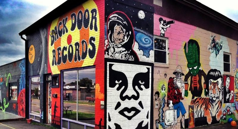 Backdoor Records; Johnson City, tenn