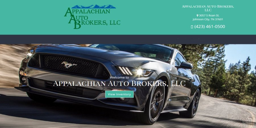 Appalachian Auto Brokers; Used Car Dealer Johnson City, Tennessee