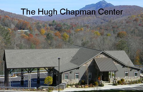 The Hugh Chapman Center; a venue for community and private events