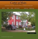 Carter at Main; Fine Dining in ELizabethton, Tennessee