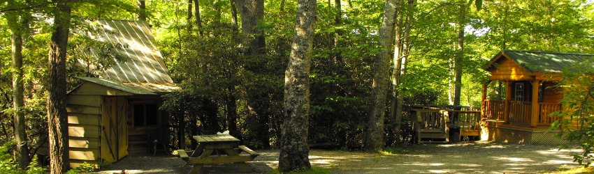 Full hook up campgrounds in north carolina