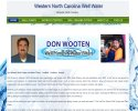 Western North Carolina Well Water; Don Wooten, Leicester, NC