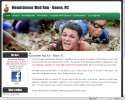 mountaineer mud run, Boone, North Carolina